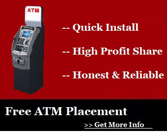 Free ATM Placements at vCash Group